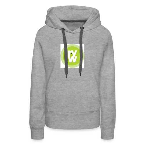 Recover Your Warrior Merch! Walk the talk! - Women's Premium Hoodie