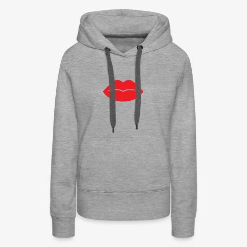 Lip Lock Loving - Women's Premium Hoodie