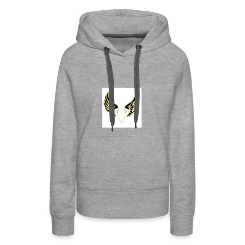 black and yellow glo edition - Women's Premium Hoodie