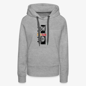 My great GOD - Women's Premium Hoodie