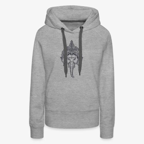 Ganesha - Women's Premium Hoodie