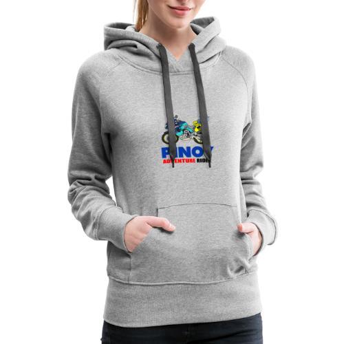 PAR Shirt MC only - Women's Premium Hoodie