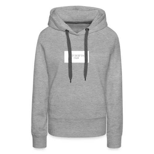 If You Know You Know - Women's Premium Hoodie