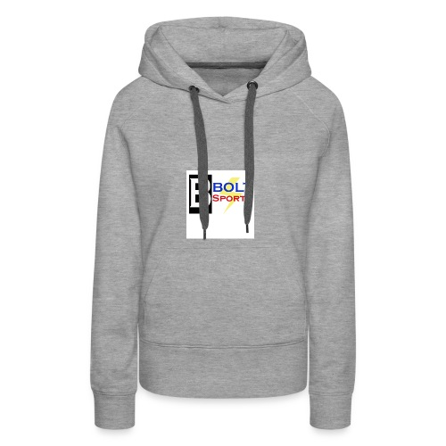 Bolt Sports 2nd Collection - Women's Premium Hoodie
