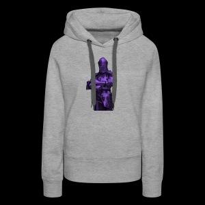 purple knight - Women's Premium Hoodie