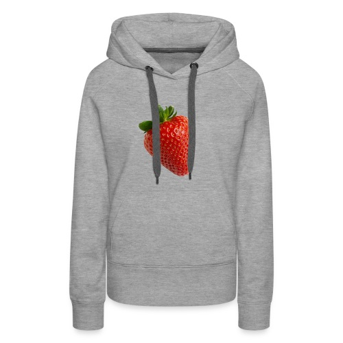 Strawberry4Life Sweatshirt - Women's Premium Hoodie
