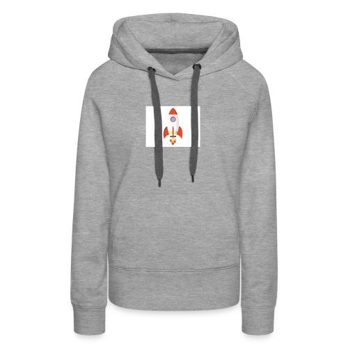 rocket t - Women's Premium Hoodie
