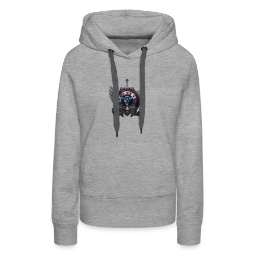Guardians of America - Small Logo - Women's Premium Hoodie