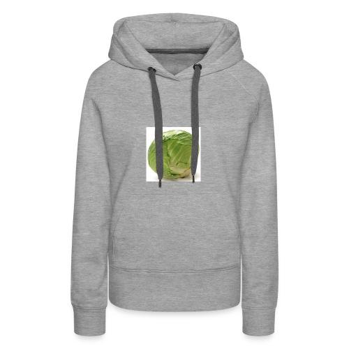 CabbageTexts Streetwear - Women's Premium Hoodie