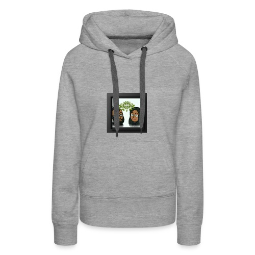 POLA 20171224 010836 - Women's Premium Hoodie