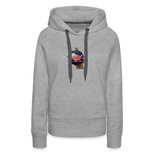 The Nations Entertainment Merch - Women's Premium Hoodie