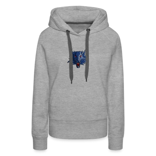 Limited edition wolf - Women's Premium Hoodie