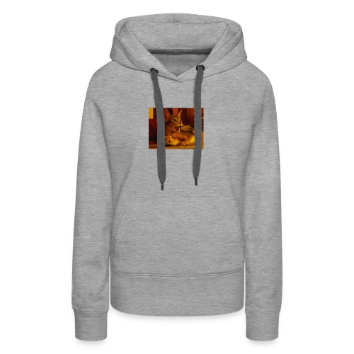 Wow you scared me!!!! - Women's Premium Hoodie