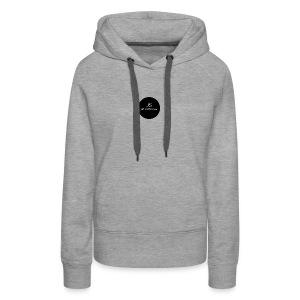 Jake thenonselfish logo - Women's Premium Hoodie