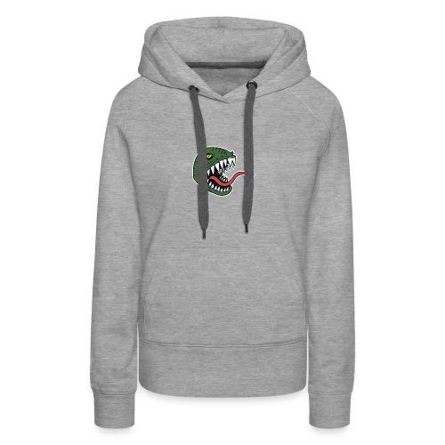 Savage Lizard - Women's Premium Hoodie