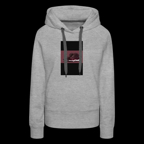Jordan2x - Women's Premium Hoodie