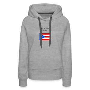 Heck of a job trumpy - Women's Premium Hoodie