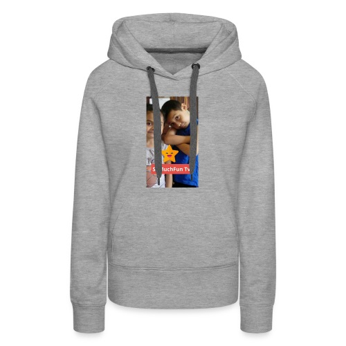 SoMuchFun tv be a star - Women's Premium Hoodie