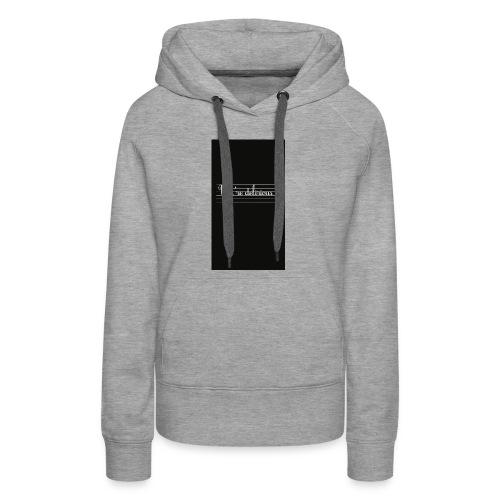 YOURE DELIRIOUS SHORT SLEEVE SHIRT - Women's Premium Hoodie