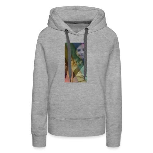 Rainbow Love - Women's Premium Hoodie