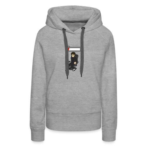 Lazy Boy Loading - Women's Premium Hoodie