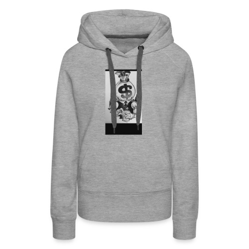 Money CEO - Women's Premium Hoodie