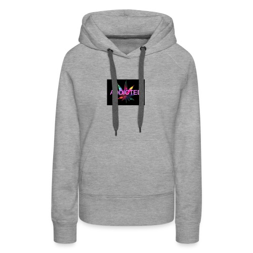 addicted - Women's Premium Hoodie