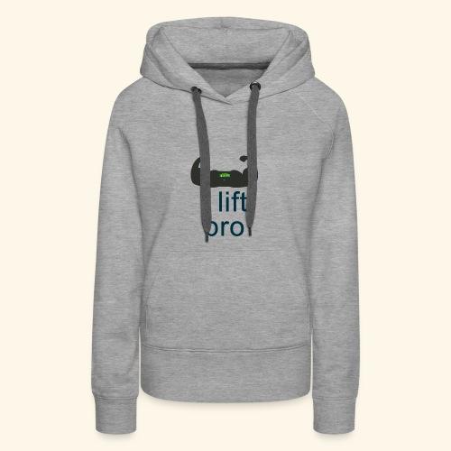 I Lift Bro - Women's Premium Hoodie