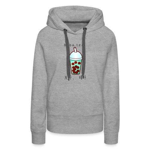 boba.tea Musician Merch - Women's Premium Hoodie