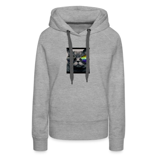 BlueRiderGr Test T-Shirt - Women's Premium Hoodie