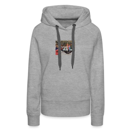Nicole At Hershey Merch - Women's Premium Hoodie