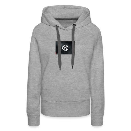 M logo - Women's Premium Hoodie