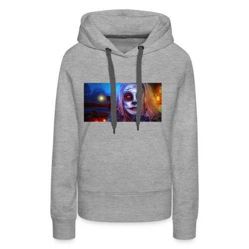 T shirt 2 - Women's Premium Hoodie