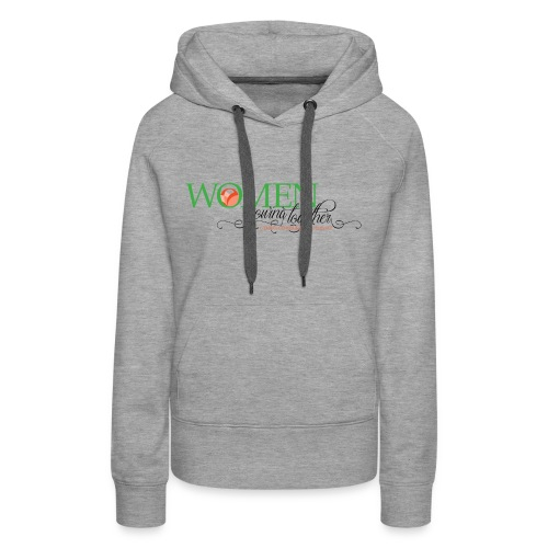 WGT FINAL Logo - Women's Premium Hoodie