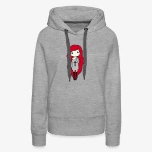 TheLavaGirl - Women's Premium Hoodie