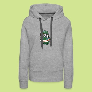 Earth Face - Women's Premium Hoodie