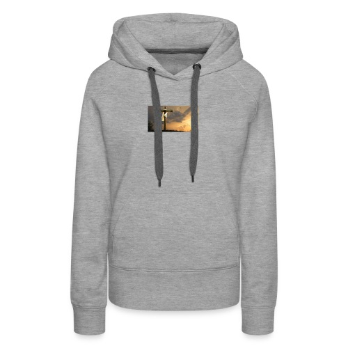 On the move for christ - Women's Premium Hoodie
