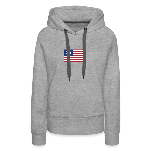 american-weed - Women's Premium Hoodie