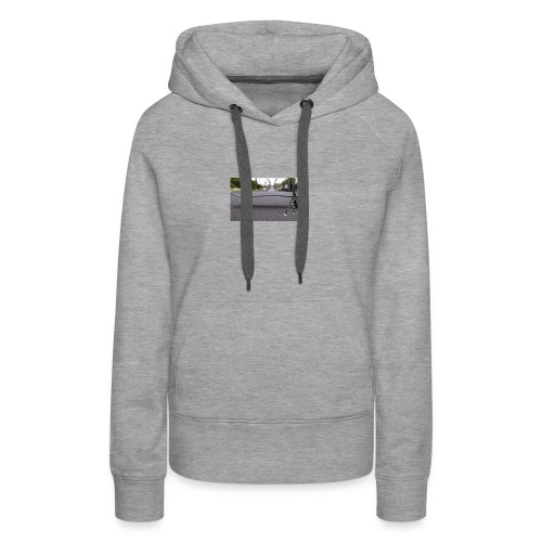 Vlogging central - Women's Premium Hoodie