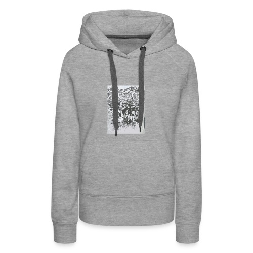Stylish T shirt - Women's Premium Hoodie