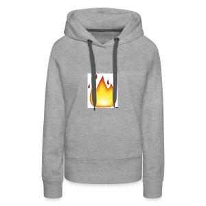 o FLAME 570 - Women's Premium Hoodie