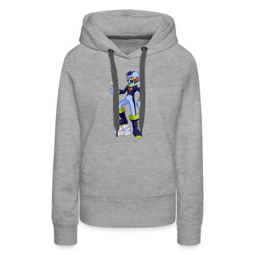 FreezzyMasterMan's Merchandise - Women's Premium Hoodie