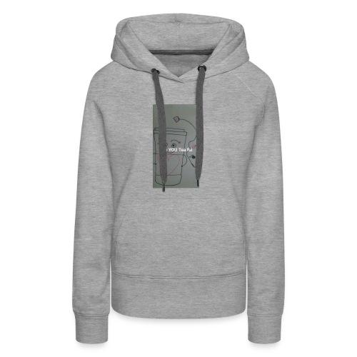 BeYOUTeaFul - Women's Premium Hoodie
