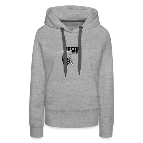 Rotten Reelz Logo - Women's Premium Hoodie