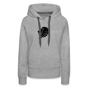 BLACK_LION - Women's Premium Hoodie