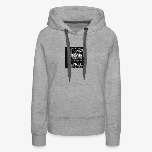 April - Women's Premium Hoodie
