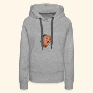 Donald Trump - Women's Premium Hoodie