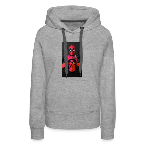 Deadpool Special - Women's Premium Hoodie