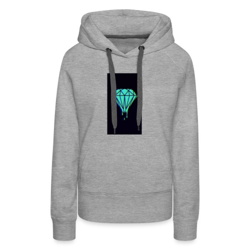 Fresh diamonds - Women's Premium Hoodie