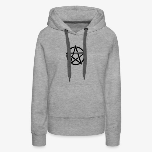 Witches Brew Ejuice Pentagram - Women's Premium Hoodie